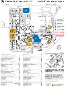 FEAT - SSC Campus Map